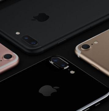 foto de varios celulares marca apple