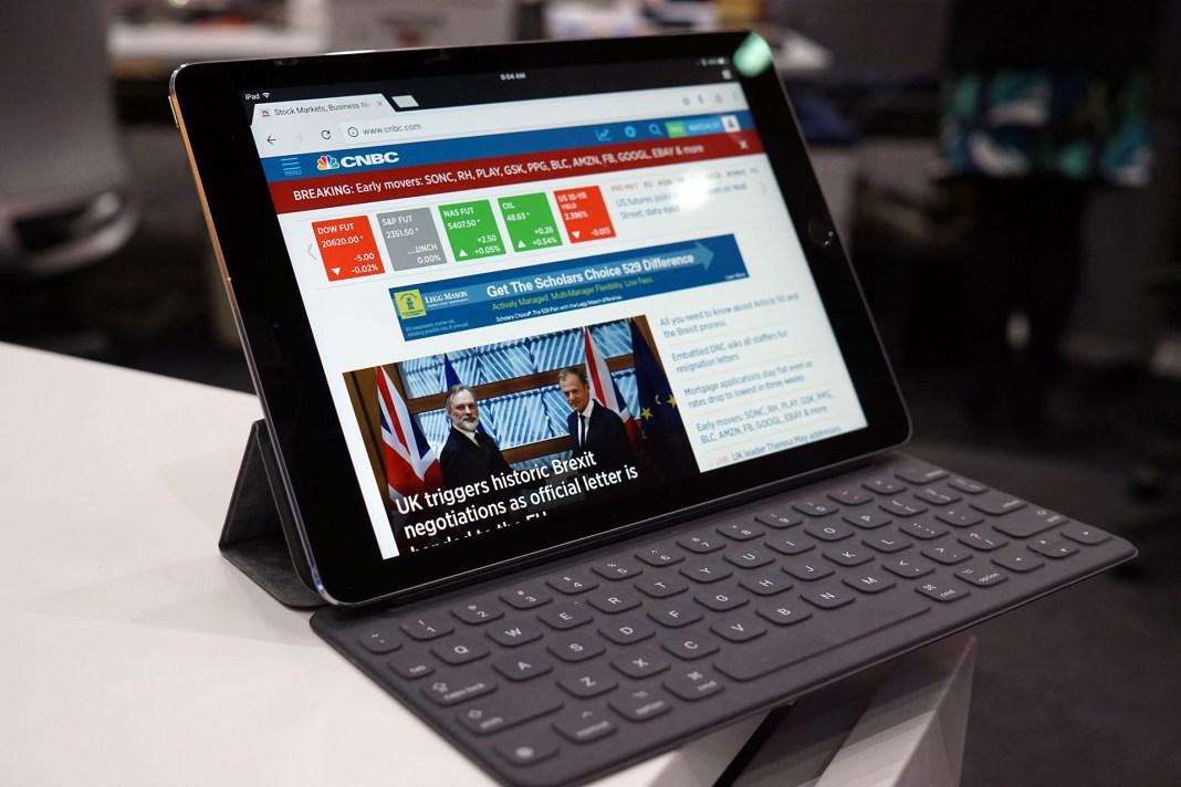 Tablet con teclado