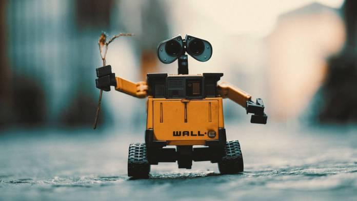 Robot de película
