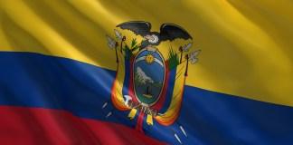 bandera ecuador flag