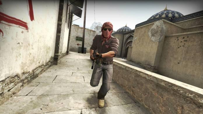 Captura de juego counter strike