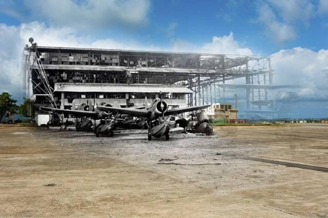 Hangar 6 de Ford Island