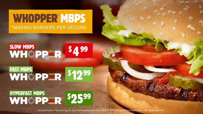 hamburguesa precios