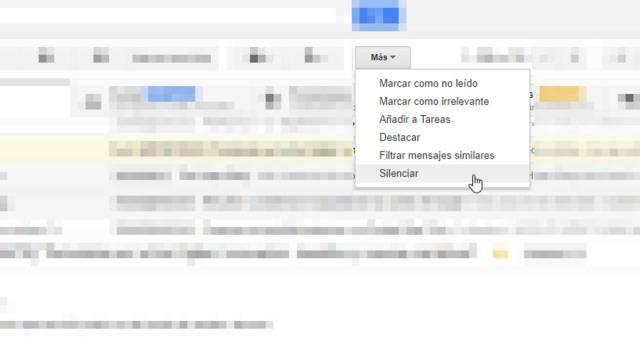 gmail-silenciar