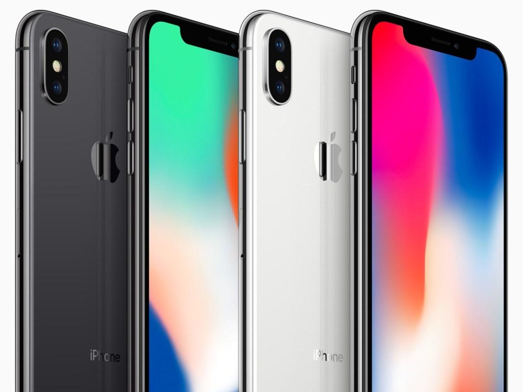 iphoneX-colors