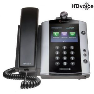 What is Hosted PBX - Polycom_VVX_500_and_VVX_Camera