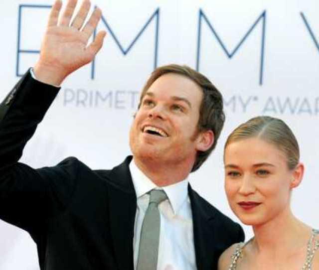 Connu Pour Ses Roles Dans Six Feet Under Et Dexter Michael C Hall Sest Marie Pour La Troisieme Fois