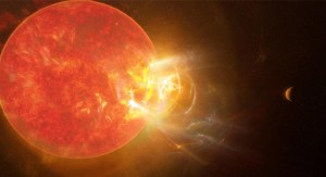 A record outbreak was observed on the nearest neighbor