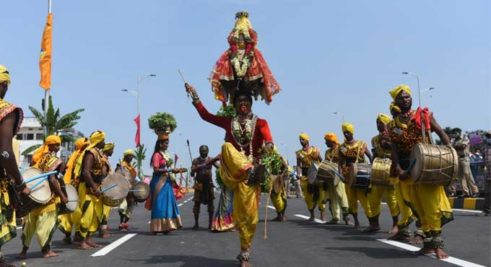 Balanagar-flyover-celebrations