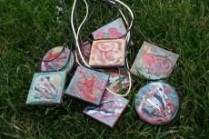 wisiory ceramiczne