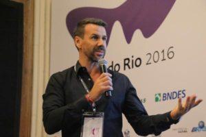 Ricardo Castanheira, da MPA, apresenta o estudo no RioMarket
