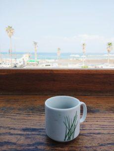 israeli cafe