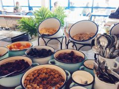 Prima hotel breakfast