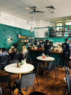 cool cafes in london