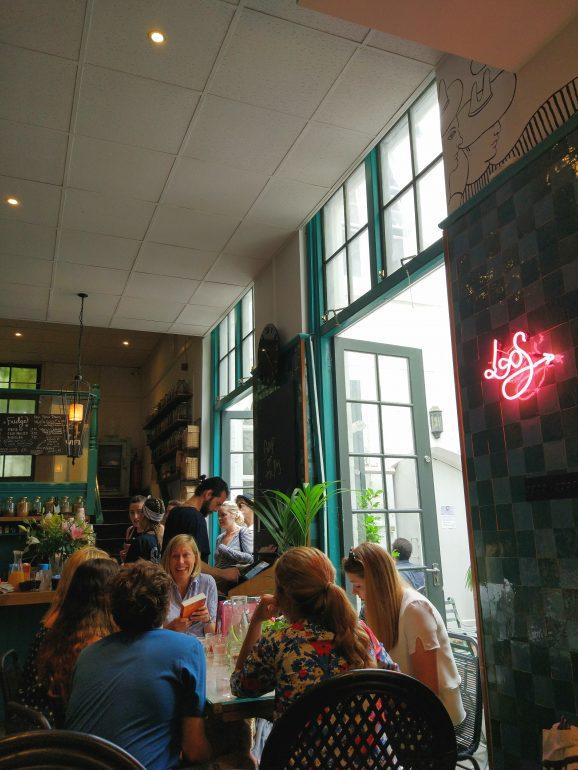 Farm Girl Cafe - London