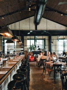 restaurants in israel