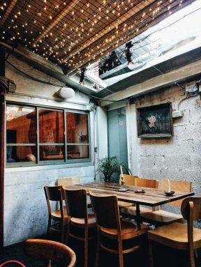 bar restaurant tel aviv