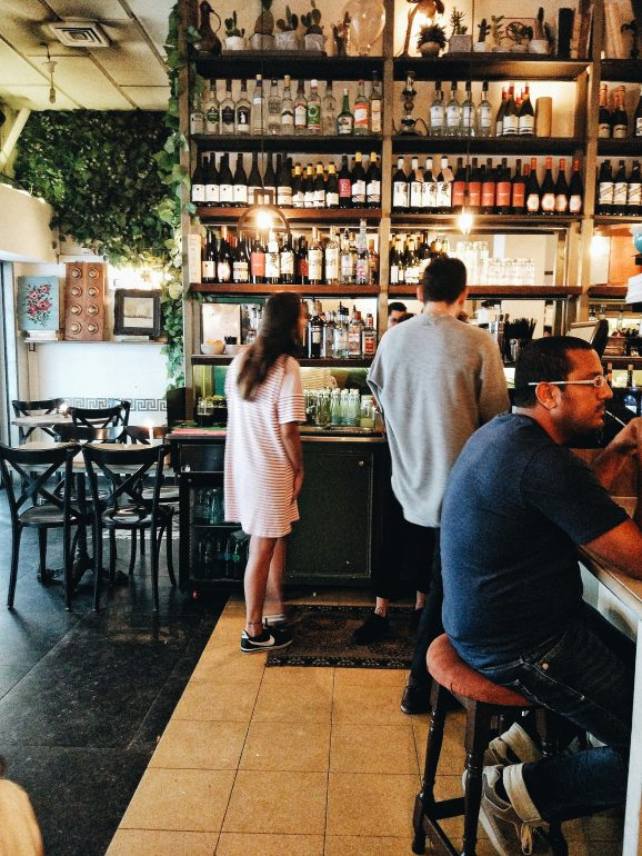 restaurants in tel aviv