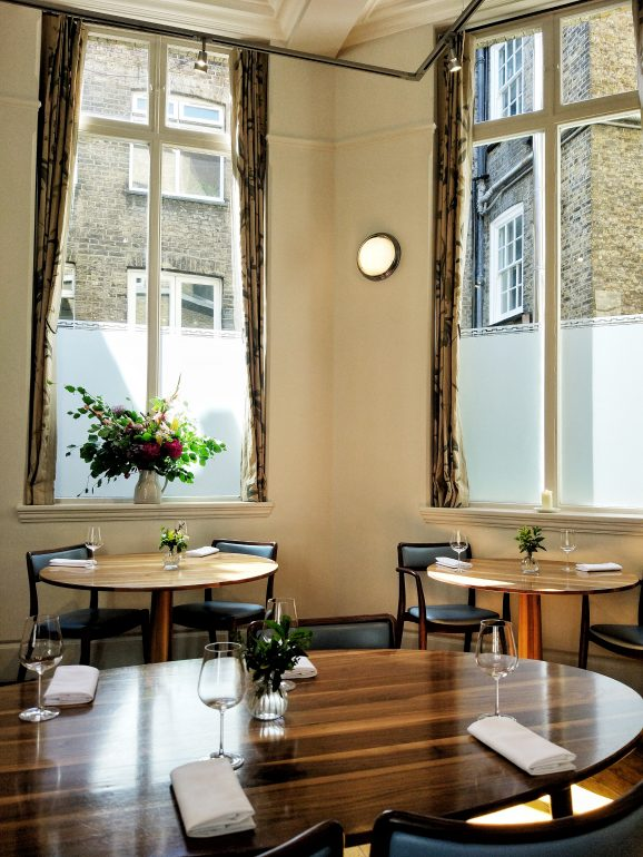 best restaurants in london