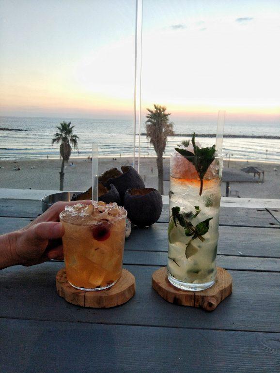 cocktails tel aviv