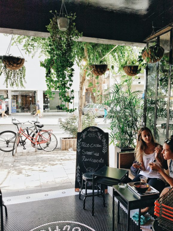 vegan restaurant in tel aviv