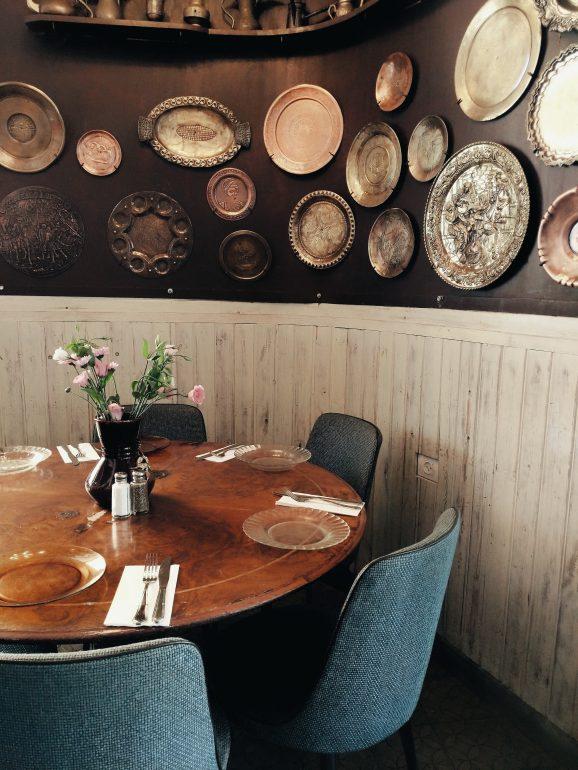 restaurant design tel aviv