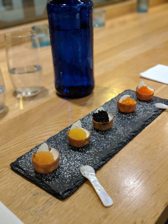Finlandia Caviar - פינלנדיה קוויאר הלסינקי