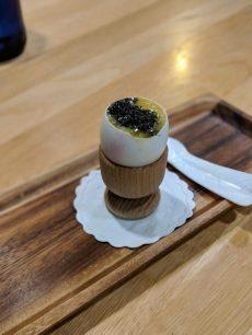 Finlandia Caviar helsinki truffle egg