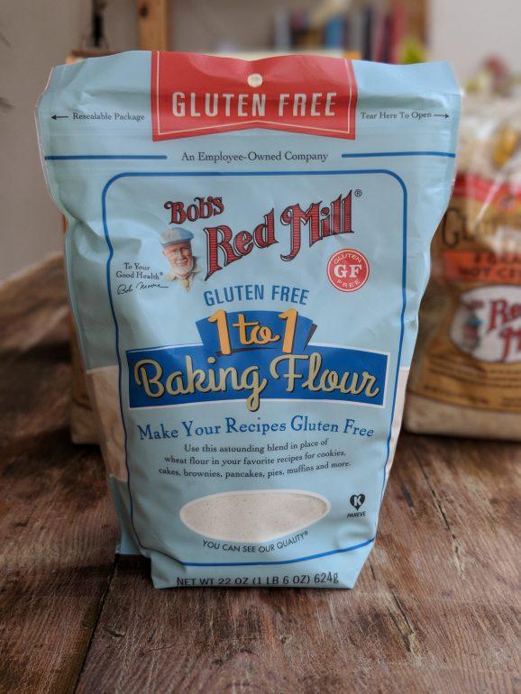gluten free baking flour