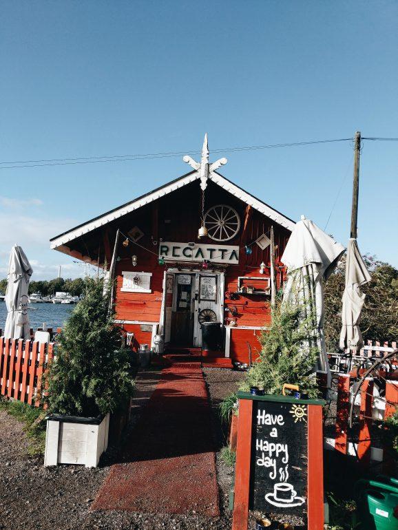 Cafe Regatta - קפה רגאטה הלסינקי