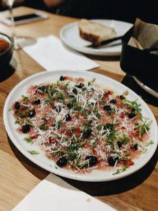 cafe popular tel aviv food