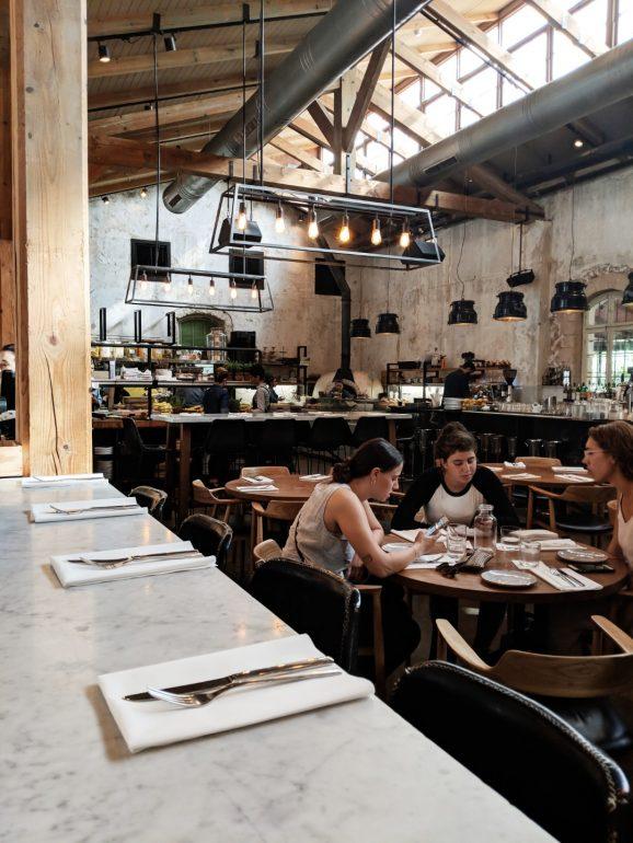 most beautiful restaurants in tel aviv