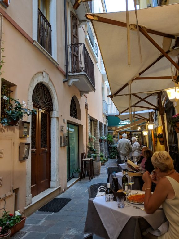 Gattolardo restaurant