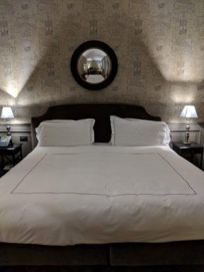 The gentleman of Verona hotel