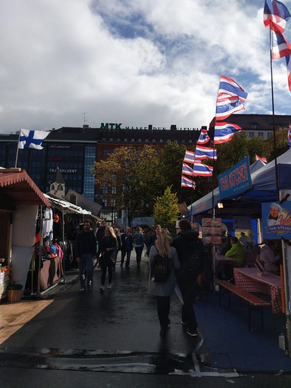 International grand market helsinki