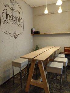 Andante Cafe helsinki