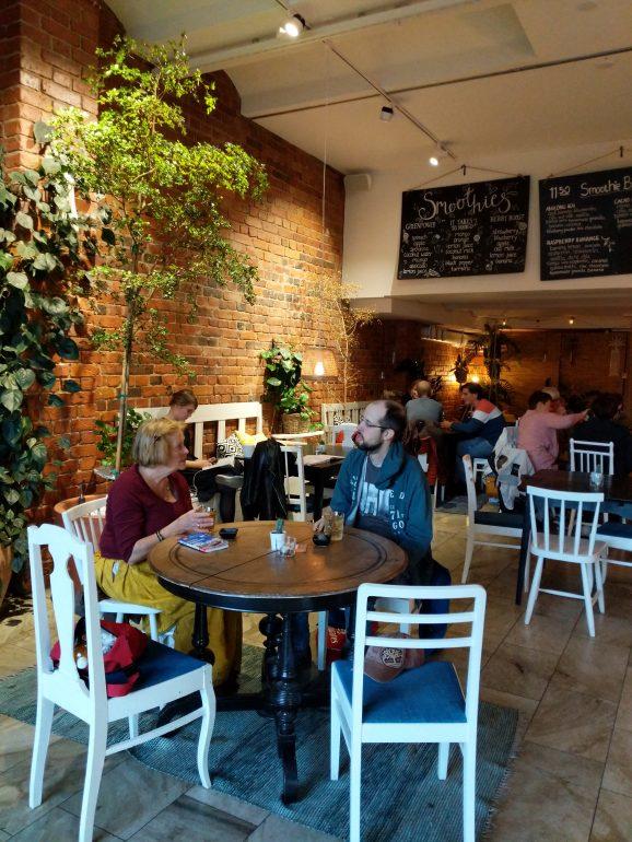 Goodio Cafe הלסינקי