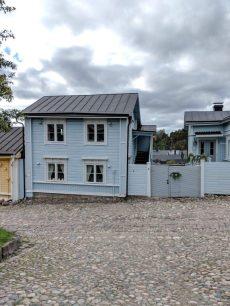 Porvoo old town finland