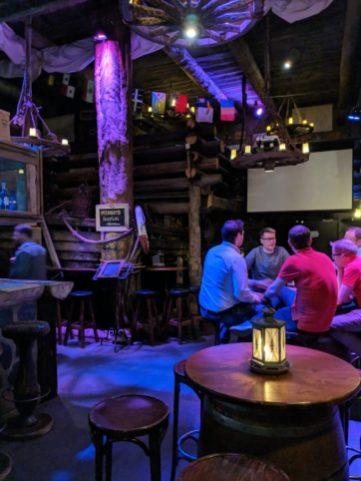 Hotel & Spa Resort Järvisydän bar