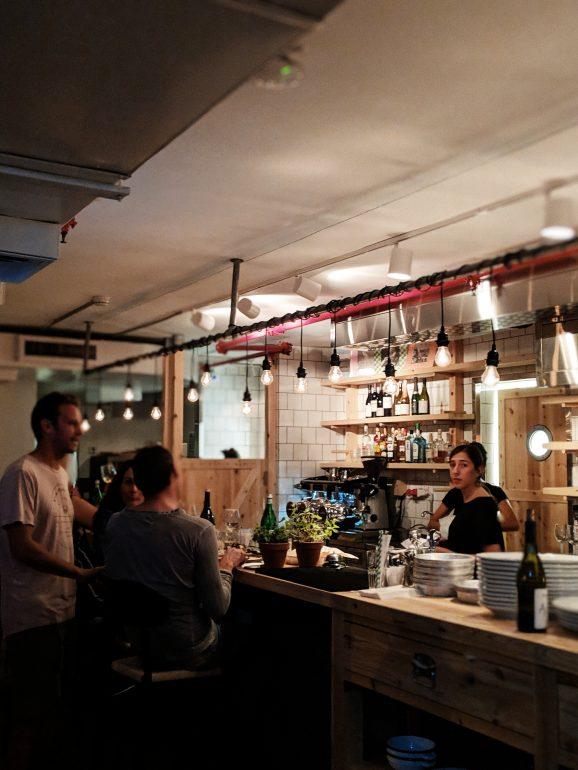 abie best restaurant in tel aviv