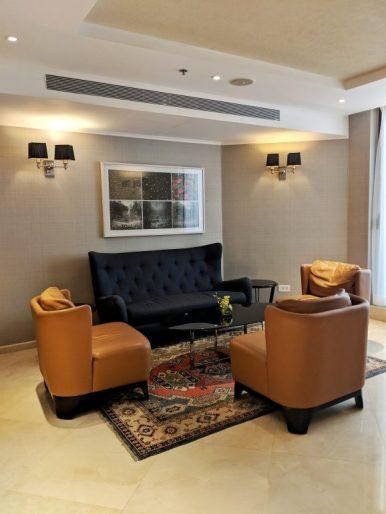 inbal hotel luxury hotels in jerusalem business lounge