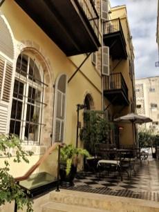 the drisco hotel tel aviv jaffa design
