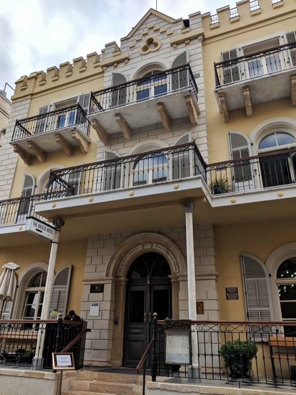 the drisco hotel tel aviv leading hotels of the world