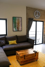 airbnb apartment living room