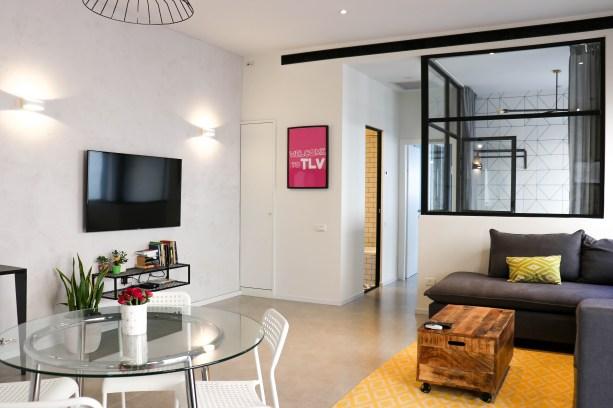 airbnb apartment in tel aviv near the beach