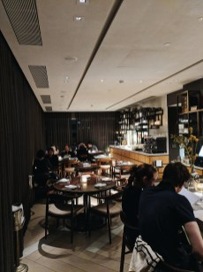 Dinings restaurant Tel Aviv