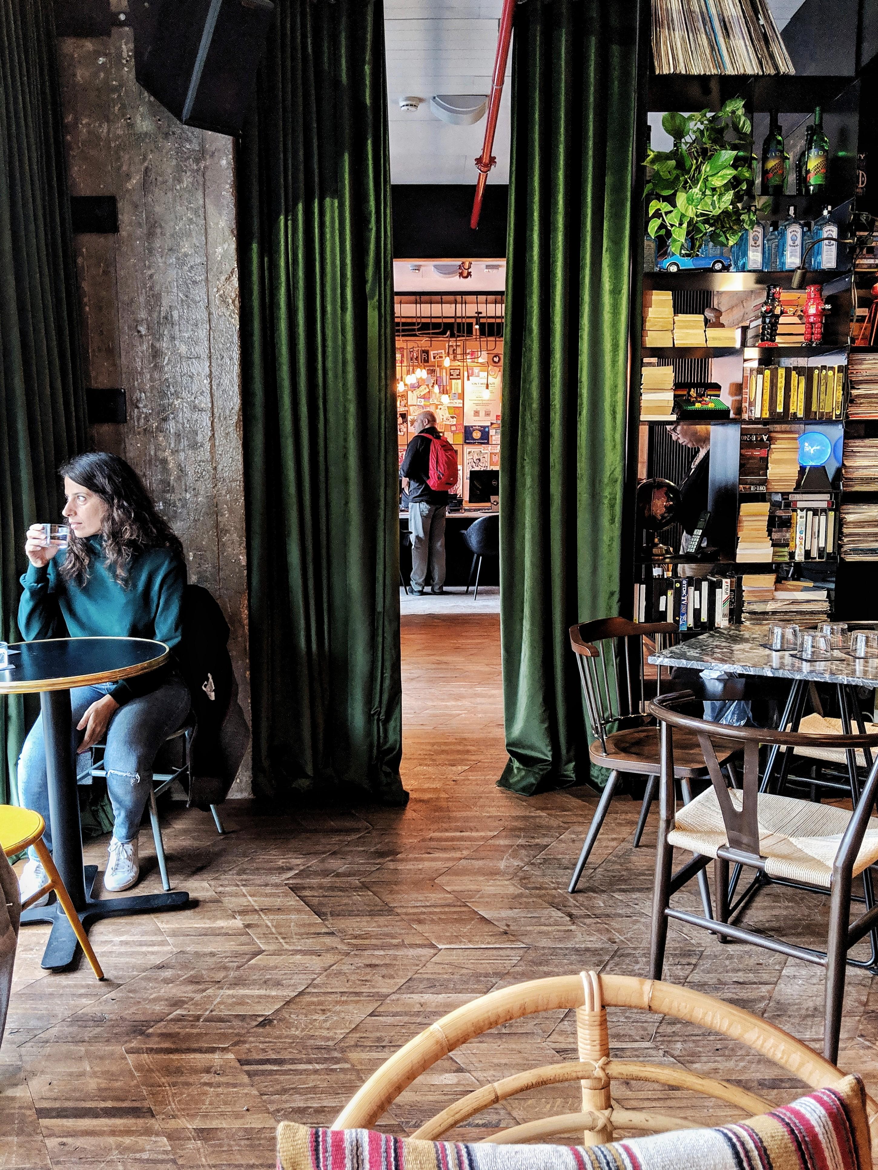 המלונות הטובים בתל אביב - מלון פבריק