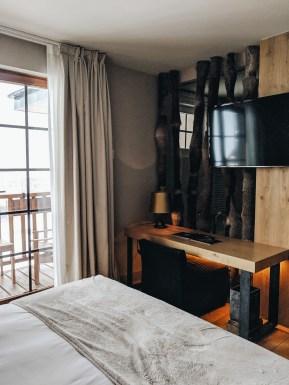 Grau Roig hotel's room