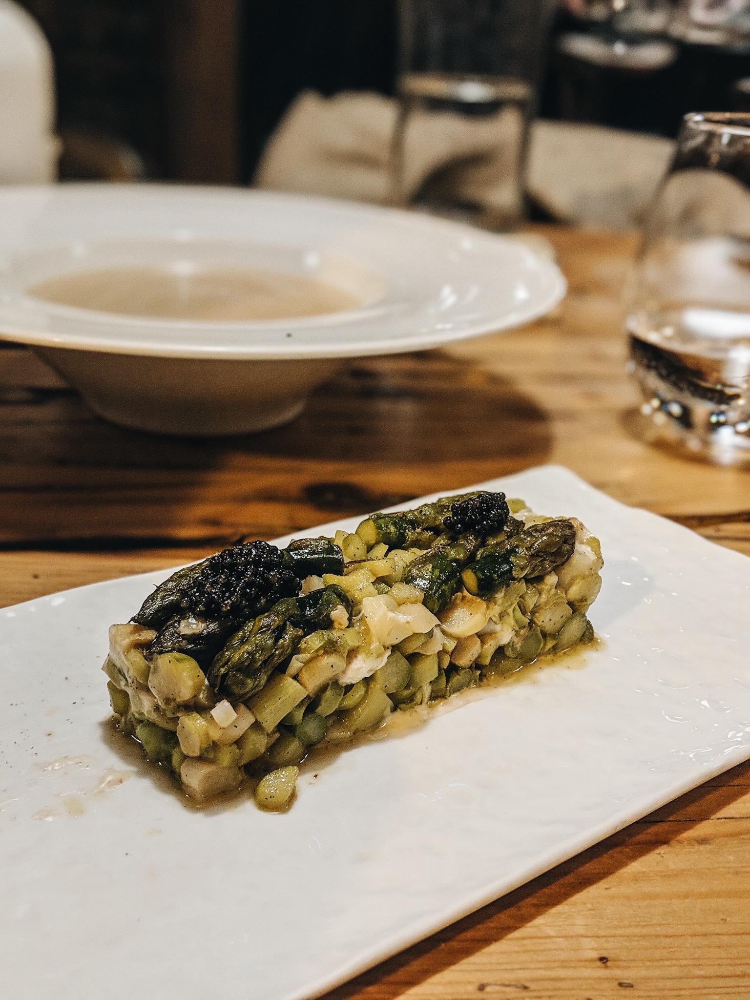 Grau Roig hotel's restaurant