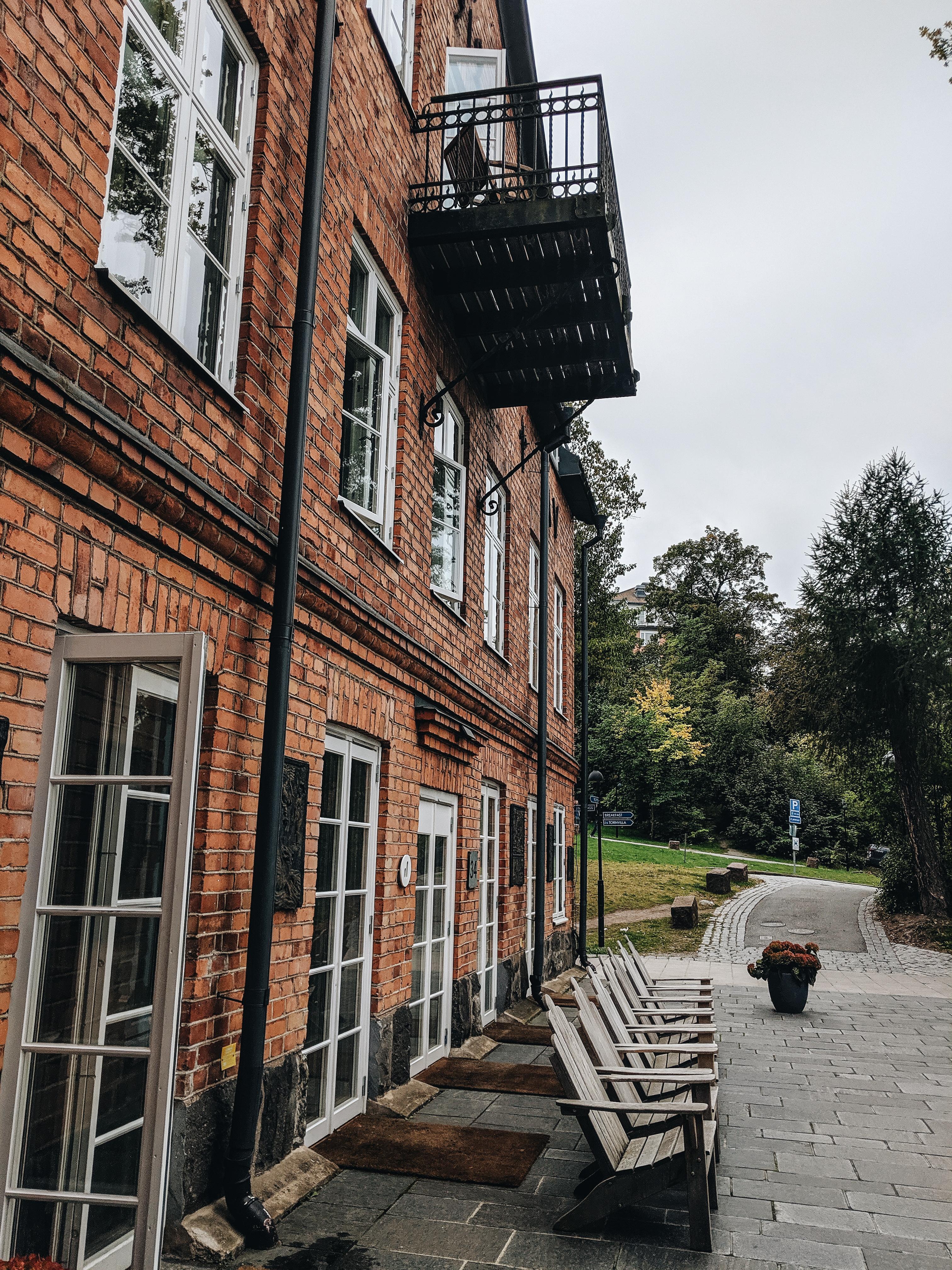 מלון J שטוקהולם